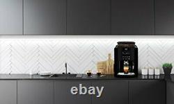 Arabica Digital, Bean to Cup, Coffee Machine, Black