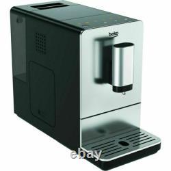 BEKO CEG5301X Bean to Cup Coffee Machine Grinder 1.5L Stainless Steel