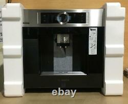 BOSCH CTL636ES6 Built-In Bean to Cup Smart Coffee Machine Stainless Steel 8166