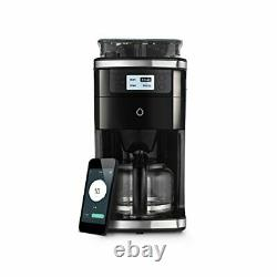 Bean To Cup Coffee Machine, Grinder & Filter Coffee Maker WiFi SMART App Enabled