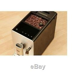 Beko Stainless Steel Bean to Cup Coffee Machine with Steam Wand (CEG5311X)