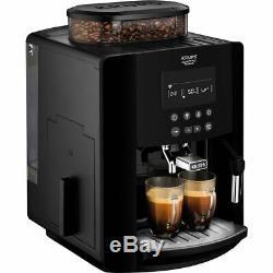 Brand New Krups EA817040 Arabica Digital Bean to Cup Coffee Machine Black