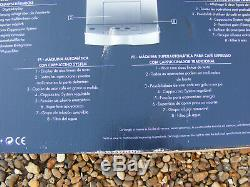 Brand New in Box White DELONGHI ECAM23.420. SW Bean to Cup Coffee Machine