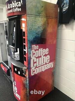 Coffee (Bean To Cup) And Hot Drink vending machine