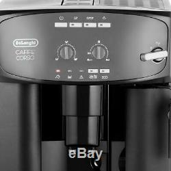 Coffee Machine De'longhi Caffe Corso ESAM2600 Bean To Cup Black