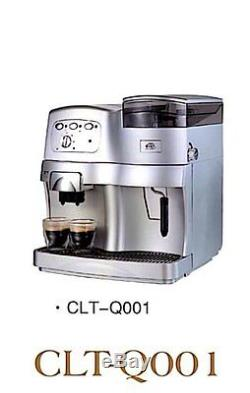 Coffee Machine, Q1 Colet By Amps, Beans To Cup Fully Automatic