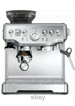Coffee Machine Sage Barista Express Bean to Cup Stainless Steel
