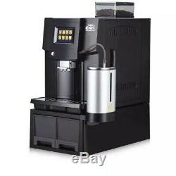 Colet Q006 Freshly Ground Beans To Cup Coffee Machin Free Milk Container Rrp£100