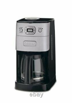 Cuisinart Grind & Brew Automatic Bean-To-Cup Filter Coffee Machine