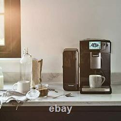 Cuisinart Veloce Bean-to-Cup Coffee Machine Built-In Automatic Milk Frother An