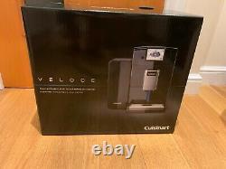 Cuisinart Veloce Bean to Cup Espresso & Coffee Machine EM1000U