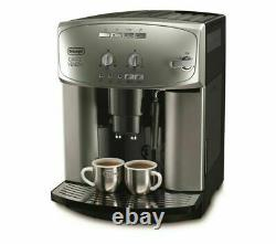 DELONGHI Caffe Venezia ESAM2200 Bean To Cup Coffee Machine Silver & Black