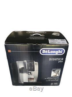 DELONGHI DINAMICA PLUS ECAM370.85. SB BEAN TO CUP COFFEE MACHINE 167 Cups Made