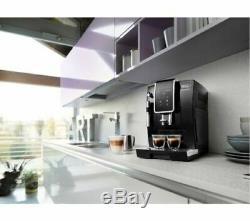 DELONGHI Dinamica ECAM 350.15B Bean to Cup Coffee Machine Black EU Plug