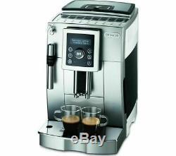 DELONGHI ECAM23.420 Bean to Cup Coffee espresso latte Machine Silver 2 year warr