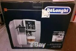 DELONGHI ECAM23.460. S Bean to Cup Coffee Machine, with Integrated coffee grinder