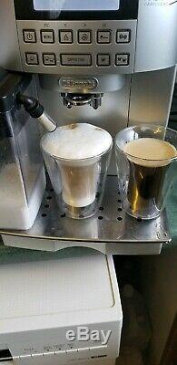 DELONGHI Magnifica S cappuccino ECAM 22.360. S Bean to Cup Coffee Machine RRP 799