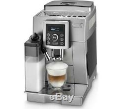 DeLonghi Bean to Cup Coffee Machine ECAM 23.460. S Silver and Black. RRP £699