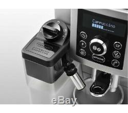 DeLonghi Bean to Cup Coffee Machine ECAM 23.460 Silver RRP £699