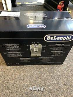 DeLonghi Bean to Cup Coffee Machine ETAM29.620. SB Silver & Black NEW
