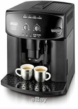 DeLonghi Caffe Corso Bean To Cup Espresso Cappuccino Coffee Machine Black