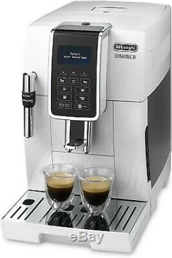 DeLonghi Dinamica Ecam 350.35. W 1450W Bean to Cup Coffee Machines lightly used