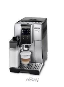 DeLonghi Dinamica Plus Bean To Cup Coffee Machine ECAM370.85. SB