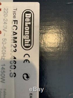 DeLonghi ECAM23.460 S Bean to Cup Coffee Machine Please Read Description