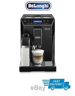 DeLonghi ECAM44.660. B Eletta Bean to Cup Coffee Machine, 1450 W Fast & Free