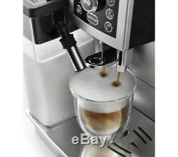 DeLonghi ECAM 23.460. S Bean to Cup Coffee Machine Silver and Black. RRP £699