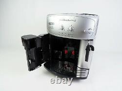 DeLonghi ESAM2200 Cafe Venezia Bean to Cup Coffee Machine Silver & Black
