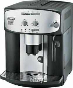 DeLonghi ESAM2800 Cafe Corso Bean to Cup Coffee Machine Black. NEW SEALED