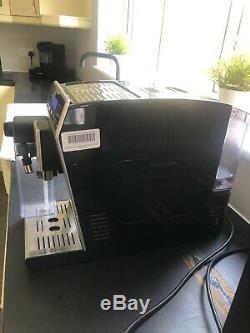 DeLonghi ETAM29.660. SB Autentica Bean to Cup Coffee Machine Read Info