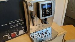 DeLonghi Ecam 23.420. SW Coffee Maker Cappuccino Machine Bean to Cup 15 Bar