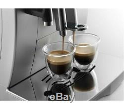 DeLonghi Ecam 23.460S Coffee Maker Cappuccino Bean to Cup 15 Bar RRP £699