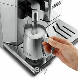 DeLonghi PrimaDonna Automatic Clean Bean To Cup Coffee Machine ECAM550.75. MS