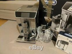 DeLonghi PrimaDonna Elite ECAM 650.85. MS bean to cup coffee machine