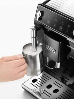 De'Longhi Autentica, Automatic Bean to Cup Coffee Machine, Cappuccino and Espres