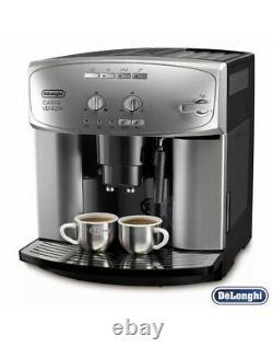De'Longhi Bean To Cup Coffee Machine in Silver ESAM2200