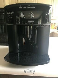 De Longhi Caffe Corso ESAM2600 Bean/Ground Coffee to Cup Coffee Machine