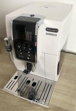 De'Longhi Dinamica Bean-to-Cup Fully Automatic Coffee Machine ECAM350.35. W