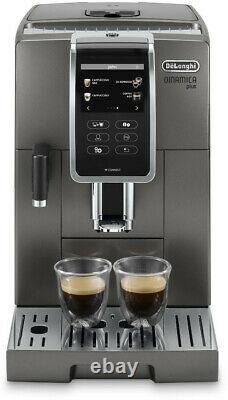 De'Longhi Dinamica Plus Touch Screen Bean To Cup Coffee Machine ECAM610.75