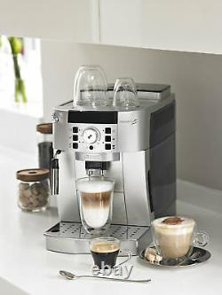 De'Longhi ECAM22.110. SB Fully Automatic Bean to Cup Coffee Machine 1450W Silver