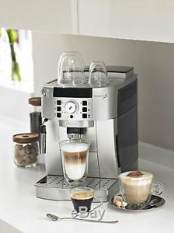 De'Longhi ECAM22.110. SB Fully Automatic Bean to Cup Coffee Machine 1450W Silver