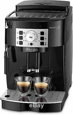 De'Longhi ECAM22.110. SB Magnifica Bean to Cup Coffee Machine