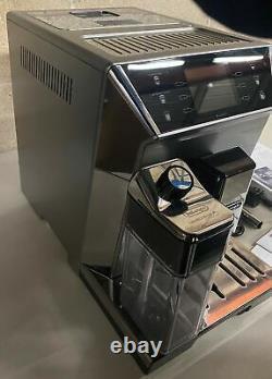 De'Longhi ECAM550.75. MS PrimaDonna Class Bean-to-Cup Coffee Machine, Silver