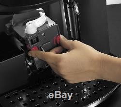 De'Longhi ESAM2800. SB Bean to Cup Coffee Machine Black Durable Professional