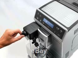 De'Longhi ETAM29.660. SB Autentica Bean to Cup Coffee Machine 1400 Watt 15 bar