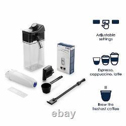 De'Longhi Eletta ECAM44660B Bean to Cup Coffee Machine Black