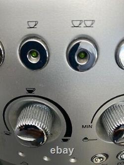 De`Longhi Magnifica ESAM4200 Bean to Cup Coffee Machine Silver